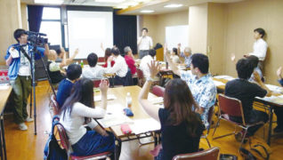 情報公開と情報発信が区政の共通課題!?第1回タウンミーティング開催報告。